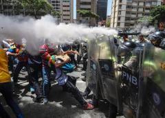 Muere otra victima en protesta en Venezuela