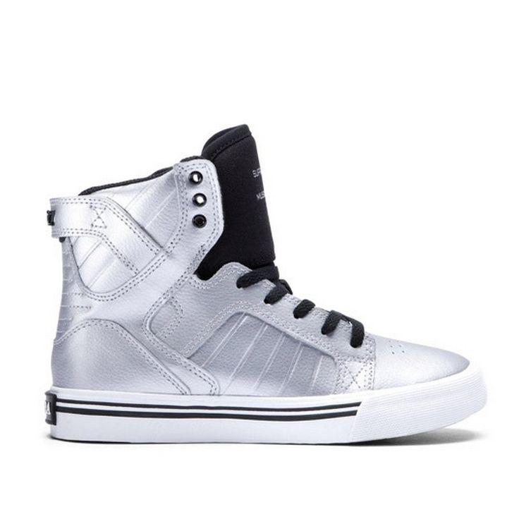 Amazon.com | Supra - Unisex-Child Skytop Shoes | Sneakers