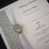 Wedding Stationery : Finishing Touches by Adele : Wedding Invitations Scotland, Wedding Stationery UK And Handmade Wedding Invitations Kirkc...