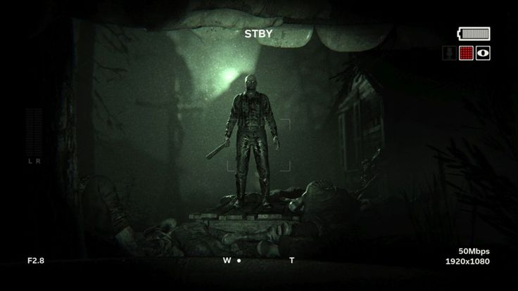 Celebrate Outlast 2's release next week by giving its creepy as hell trailer a watch