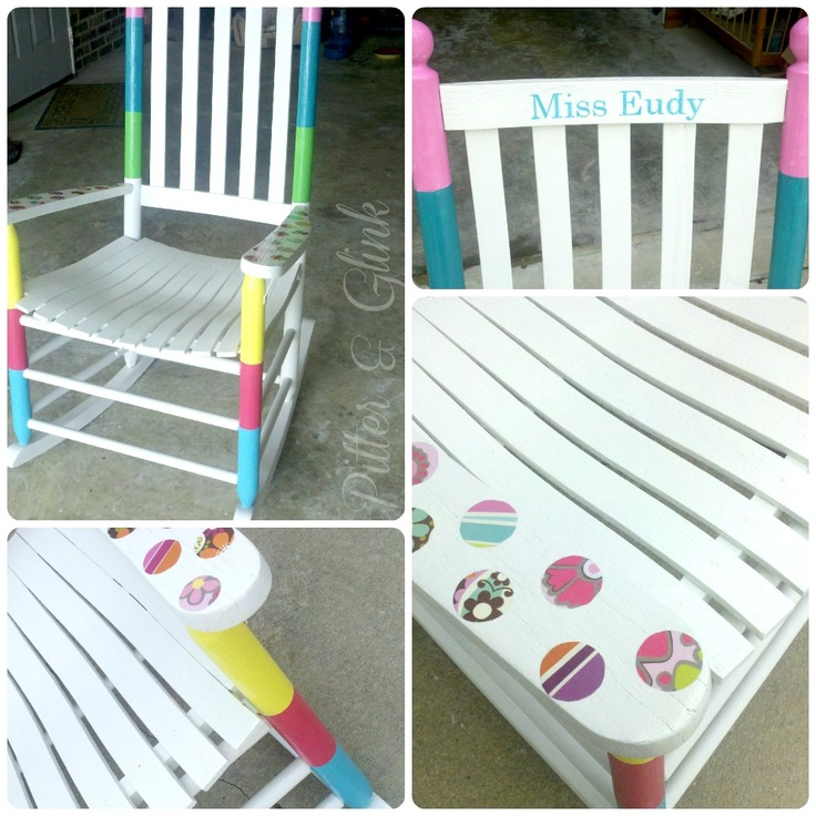 PitterAndGlink: {A Relative's Rockin' Rocking Chair}