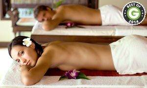 Groupon - New Year's Spa Package (R795) and Accommodation (R1 095) at Magalies Mountain Lodge (Up to 72% Off) in Gauteng. Groupon deal price: R 795