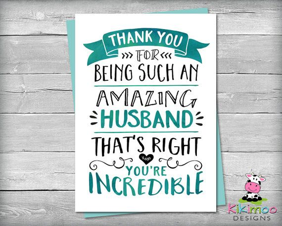 14 best Quotes images on Pinterest Greeting cards for birthday - printable anniversary cards for husband