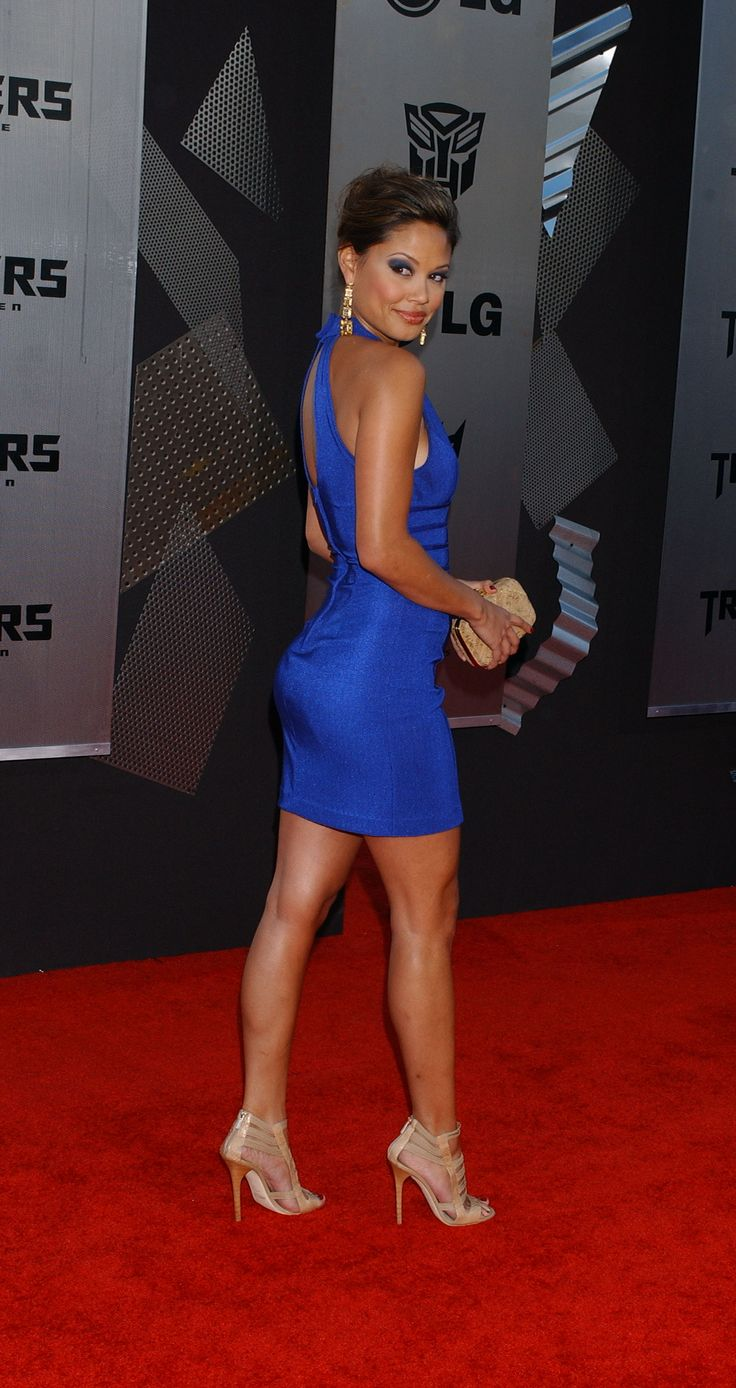 vanessa minnillo/ love this color, her tan, basically all of it!