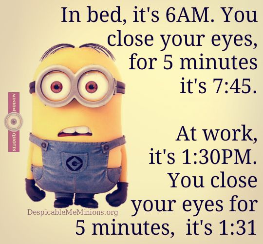 Funny Work Related Inspirational Quotes: 22 Best The Minions Images On Pinterest