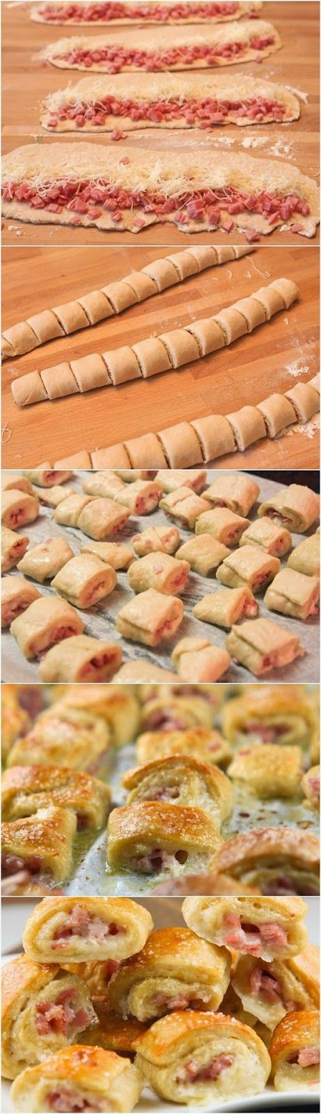 Ham and Cheese Pretzel Bites | Food Blog