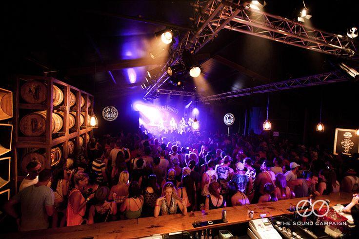 Barrel House interior  www.thesoundcampaign.com