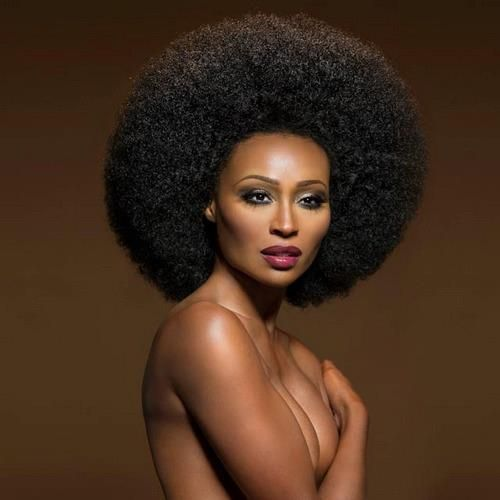Cynthia Bailey from Housewives of ATL.....rocks!