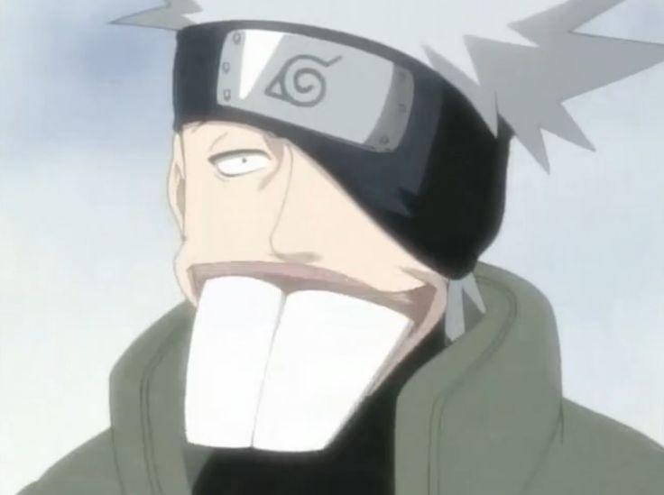 Naruto: Kakashi's Face Revealed! Saiyan Island