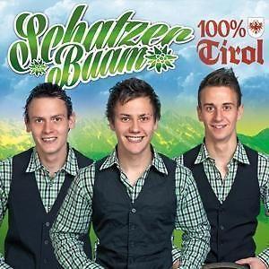 100 % Tirol von Schatzer Buam auf CD - Musik