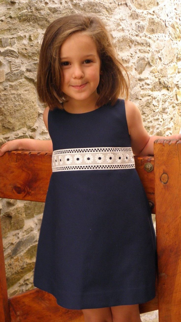 His & Her Children's Clothing| Serafini Amelia| Styled-Girl-Dress-Vestido de pique