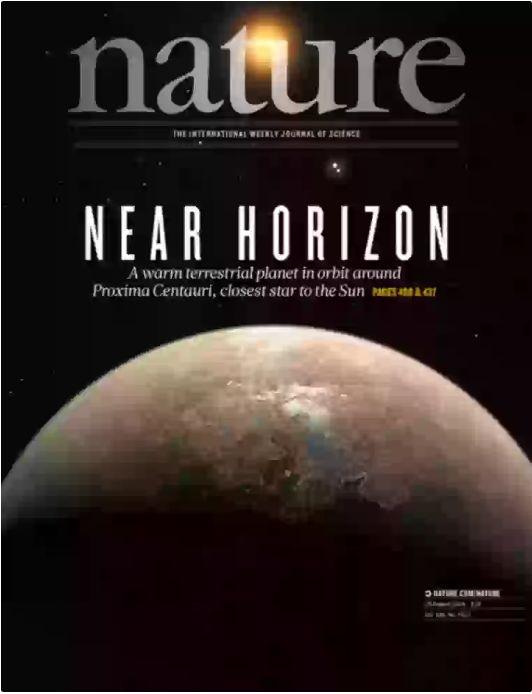 Cientistas descobrem planeta parecido com a Terra que orbita estrela vizinha do…