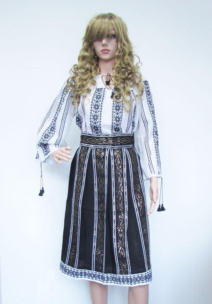 Costume populare romanesti.