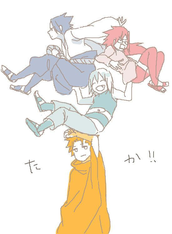 Badass comradeship: The Team Hebi/Taka FC - Page 51 - Naruto Forums