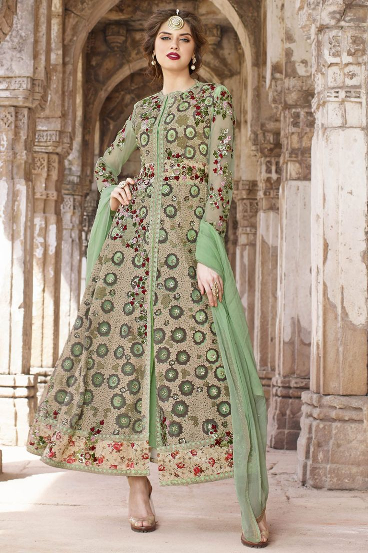 #HAPPY‬ #JANMASHTAMI‬ Buy This Light Green Net Traditional Long Anarkali Salwar Kameez with Heavy Embroidery Work. Buy Now:- http://www.lalgulal.com/salwar-kameez/light-green-net-traditional-long-anarkali-salwar-kameez-with-heavy-embroidery-work-710 Cash On Delivery & Free Shipping only in India. For Other Query Just Whatsapp Us on +91-9512150402 Or Mail Us at info@lalgulal.com.