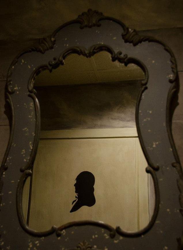 54 migliori immagini emanuela marchesini decor su for Portico laterale in stile casa in stile charleston