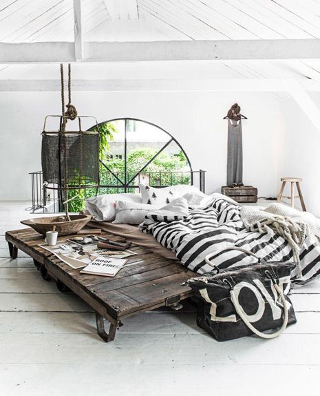 ... Slaapkamer met schuin dak - Roobol on Pinterest  Google, Met and