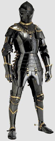 Jousting Armor