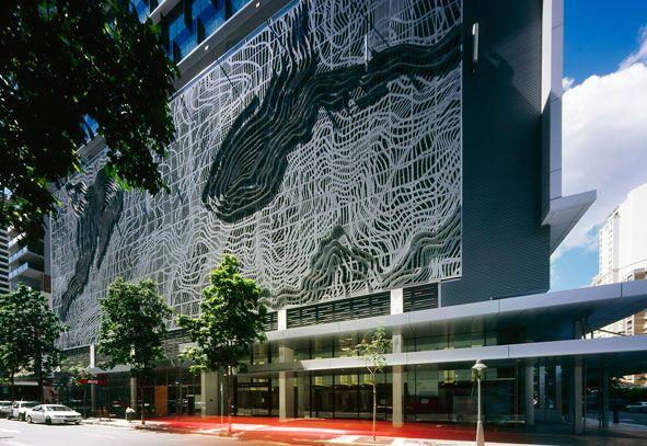 Urban Art Projects Transforms Parking Garage In Australia