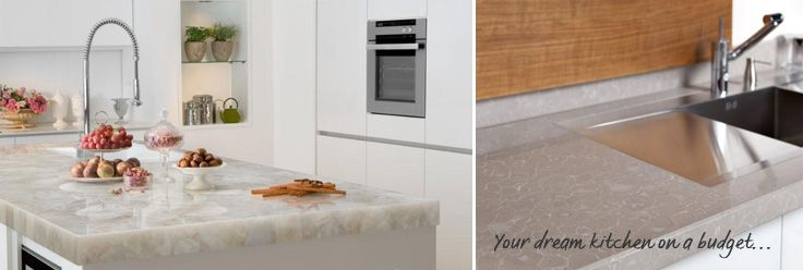 Your dream kitchen on a budget… Without sacrificing your Caesarstone countertops
