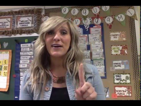 Watch Heidi Martin, Wisconsin 1st grade teacher and WBT staff member, demonstrate Whole Brain Teaching's rules, with our new Character Education values added...
