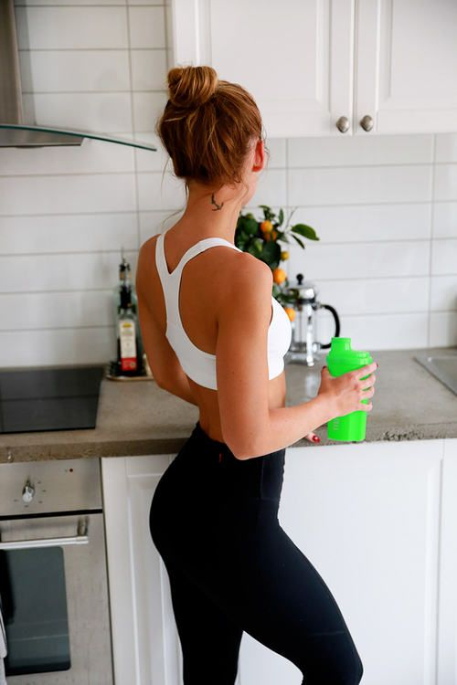 Fit Girl's Cooking Guide - Improve Your Cooking To Get Fit -