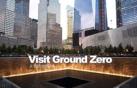 Visit again now that the ground zero museum is finished. Went 10th grade and it was under construction but still somber and awesome at the same time