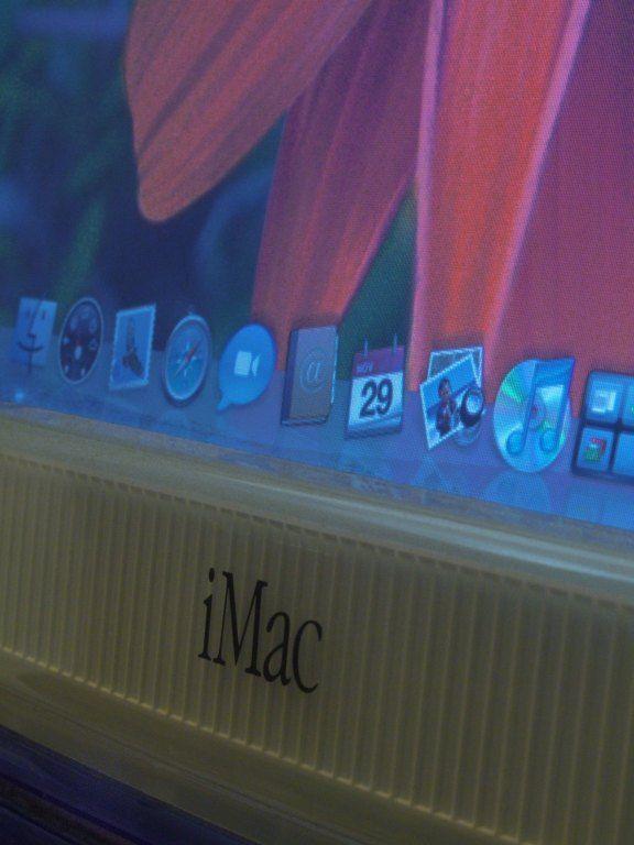 iFalls: iMac G3 Modding con Atom 330 e OSX + Ubuntu | www.danieleverducci.it
