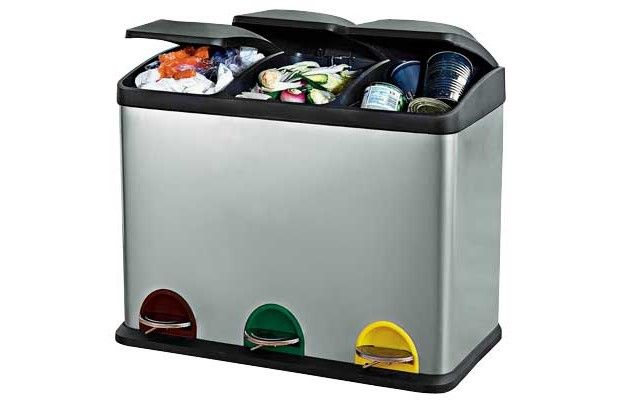 Recycling bins for your home arts crafts diy 39 s learn new thin - Recycle containers for home use ...