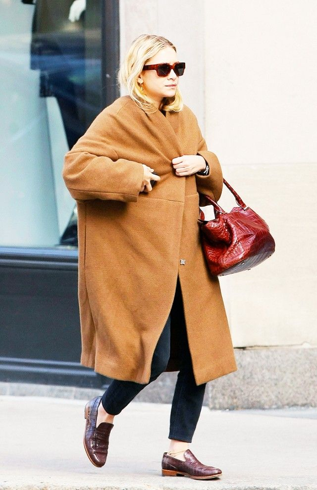 The Olsen Twin Guide to Fall Dressing | WhoWhatWear