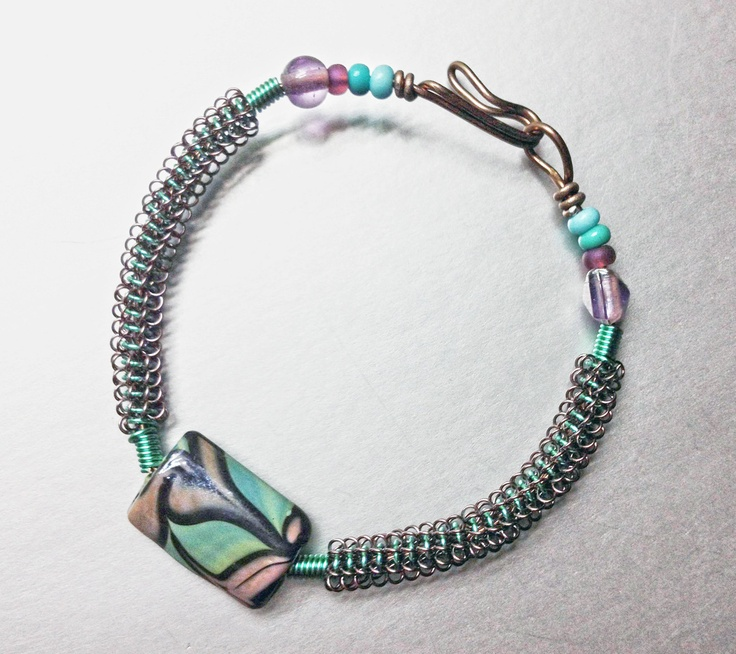 165 best Coils images on Pinterest   Wire jewelry, Wire wrap jewelry ...