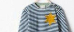 Zara accusata di antisemitismo: ritira pigiama per bambini con stella gialla