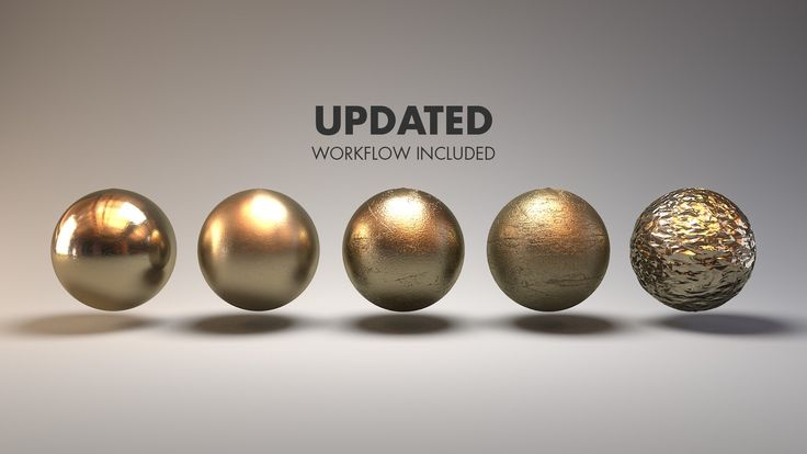 Material Studies: Metals, Jarrod Hasenjager on ArtStation at https://www.artstation.com/artwork/aL4JR