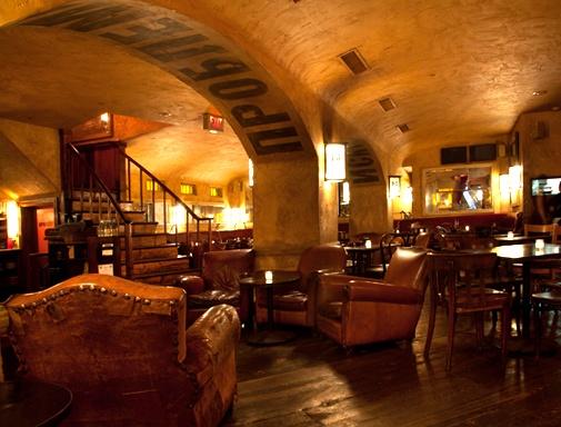 Pravda NYC - Russian Vodka Bar in SoHo - Great martini's!