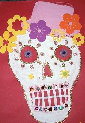 Day of the Dead: Sugar Skull