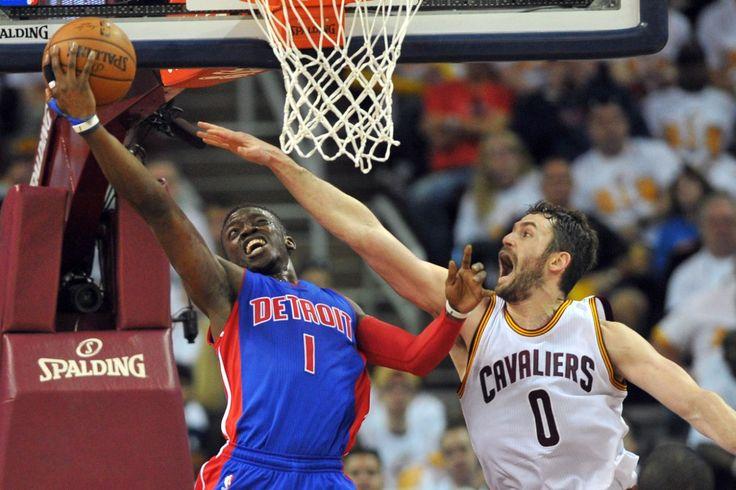 NBA playoff scores 2016: Pistons aren't afraid, but...: NBA playoff scores 2016: Pistons aren't afraid, but that's not enough against… #NBA