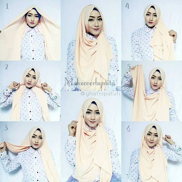 Beautiful Everyday Hijab Style