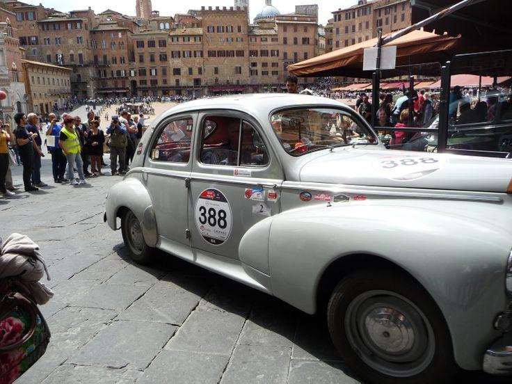 17 maggio 2014 - Mille Miglia @ Siena.