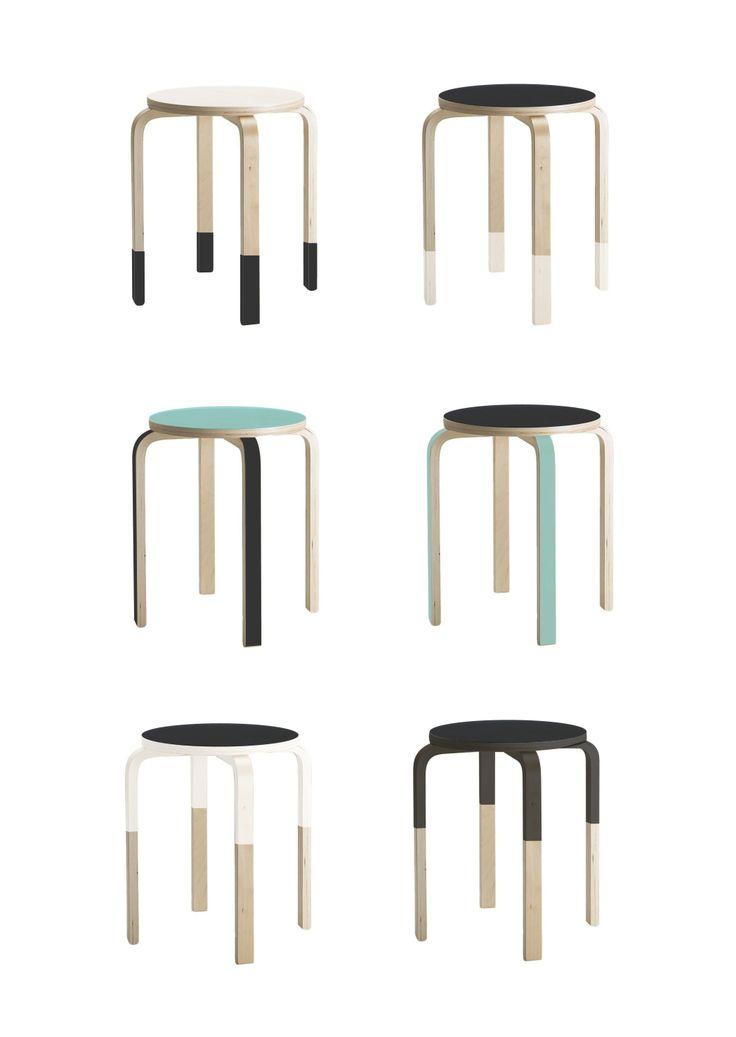 Ikea Frosta paint hacks  sc 1 st  Pinterest & Best 25+ Ikea stool ideas on Pinterest | Fuzzy stool Diy stool ... islam-shia.org