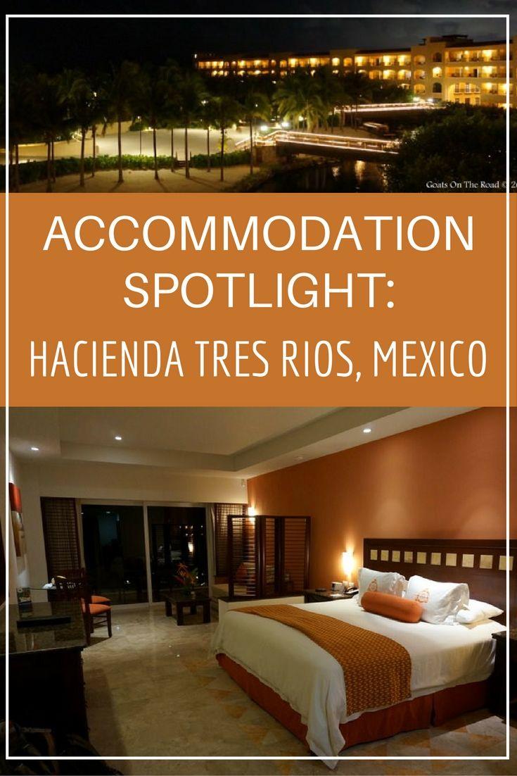 Accommodation Spotlight: Hacienda Tres Rios, Mexico