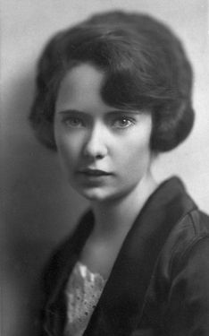"Margaret Mitchell,  author of ""Gone With The Wind"" Wasn't she just beautiful?"