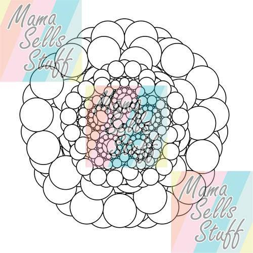 Printable Coloring Pages Zen : Best 25 mandala printable ideas on pinterest coloring