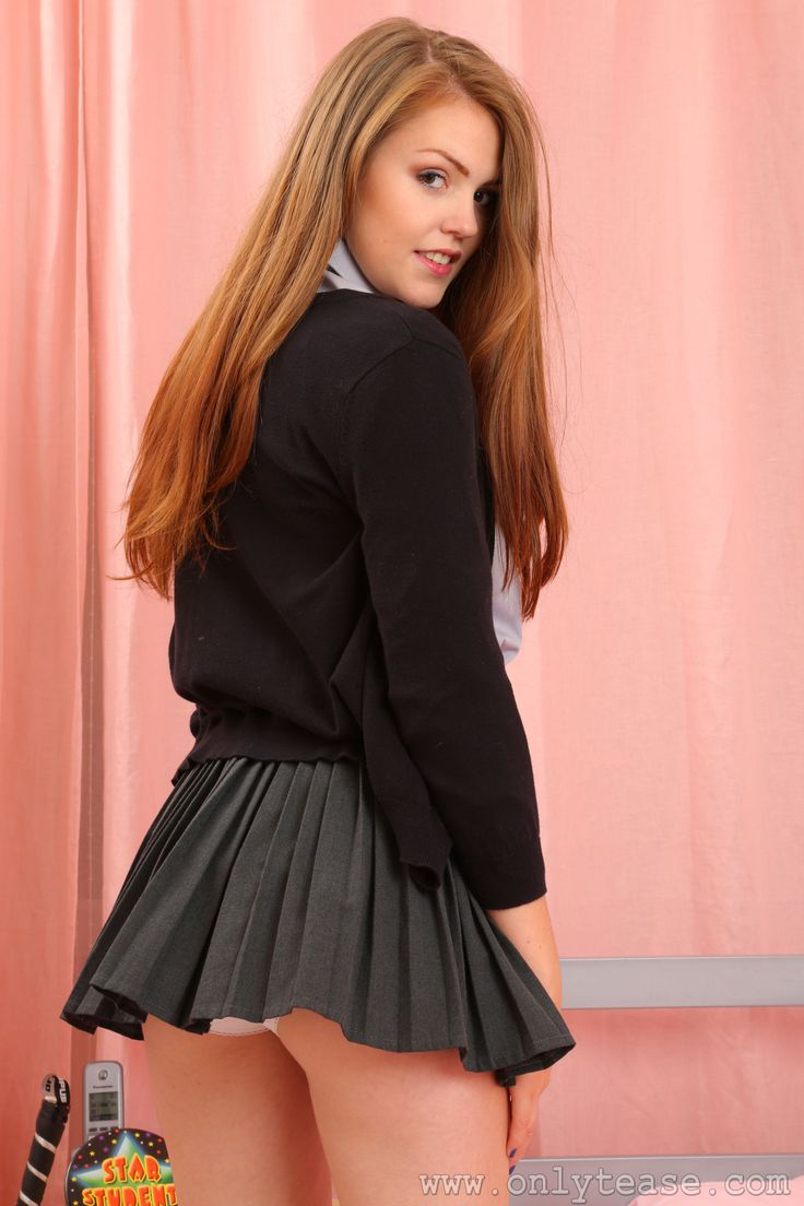 The Land of Plaid Skirts  panties-of-all-colors: Rosie D ...