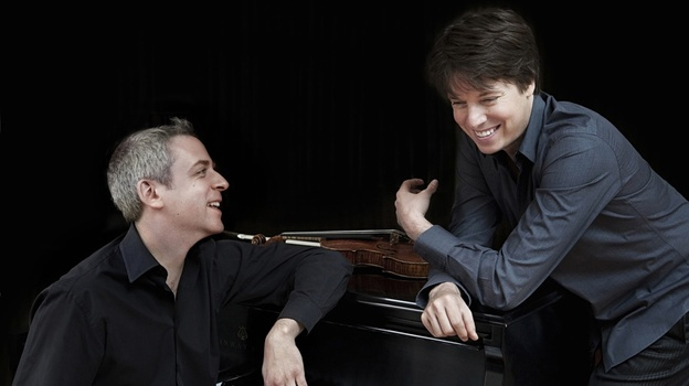 Joshua Bell And Jeremy Denk On 'Song Travels' : NPR