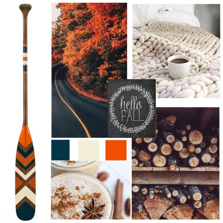 Fall inspiration by  Ropes & Wood
