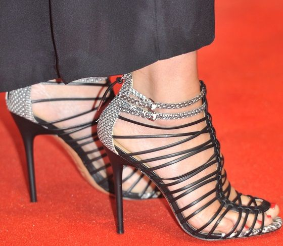 "Sandra Bullock vs. Natalie Dormer — Whose Heels Rocked at the UK Premiere of ""The Heat""?"