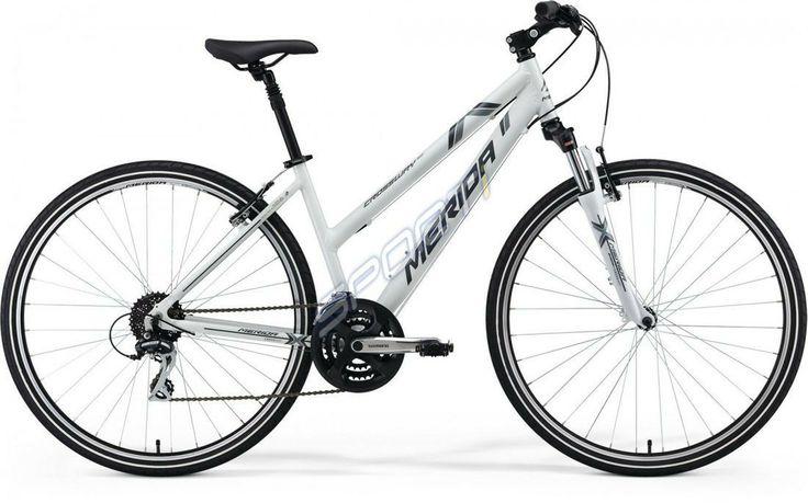Sporti.pl - Rower 14-32350 Merida CROSSWAY 20-V Lady white /grey/