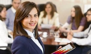 Groupon - Online Project Management Course Bundle with Career Match (96% Off). Groupon deal price: £99