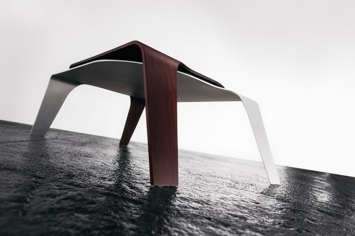OVERLAY TABLE by omni// form for Nero3 Italia