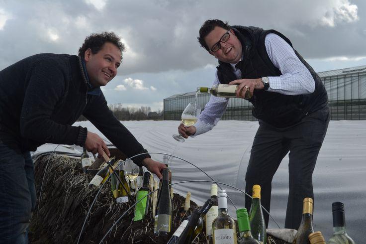 Wijn met asperges met Jos Beeres Wijnkoperij